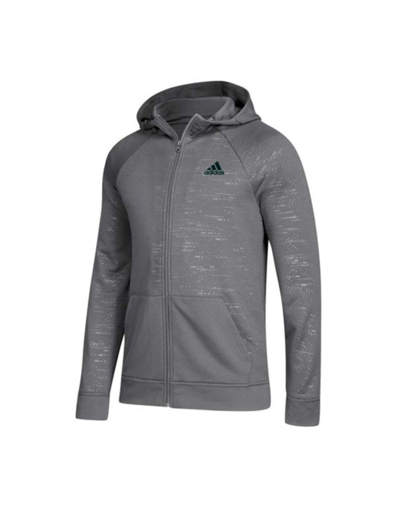 Adidas Adidas Electric Full Zip French Terry Hoodie