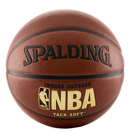 "Spalding Spalding NBA Tack-Soft Composite Basketball-Mens 29.5"""