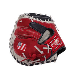 "Rawlings Rawlings Gamer Limited Edition USA Flag 33"" Catchers Mitt"