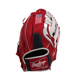 Rawlings Rawlings Gamer Limited Edition USA Flag 12.25