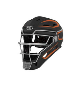 Rawlings Rawlings Velo 2.0 2-Tone Hockey Style Catchers Helmet- SR