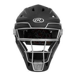 Rawlings Rawlings Velo 2.0 2-Tone Hockey Style Catchers Helmet- JR