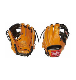 "Rawlings Rawlings 11.5"" Pro Preferred Tan Infield Glove Right Hand Throw"