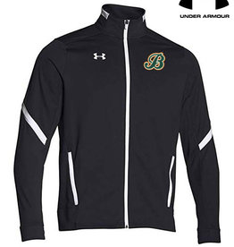 Under Armour Barnstormers Under Armour Qualifier Jacket-Black/White