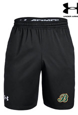 Under Armour Barnstormers Under Armour Pocketed Raid Short-Black