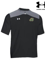 Under Armour Barnstormers Under Armour Triumph Short Sleeve Cage Jacket-Black