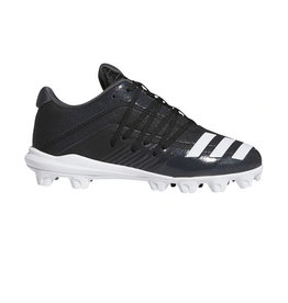 Adidas Adidas Adizero Afterburner 6 YOUTH Molded Rubber Baseball Cleat