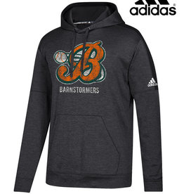 Adidas Barnstormers adidas Team Issue Hooded Sweatshirt-Black