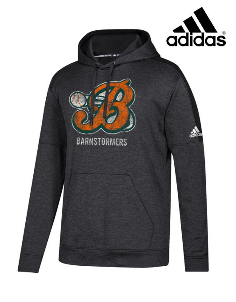 Adidas Barnstormers adidas Team Issue Hooded Sweatshirt-Black