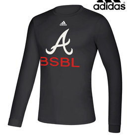 Adidas QC Area Knights adidas Creator Long Sleeve Tee-Black