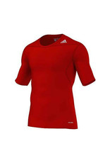 Adidas Adidas Tech Fit Short 1/2 Sleeve Compression Top