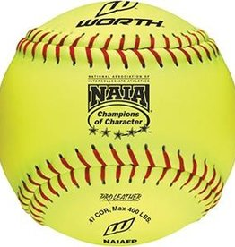 "Worth Worth NAIA 12"" Softball-Dozen"