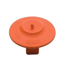 Schutt Schutt Rubber Mushroom base anchor Plug (Set of 3)