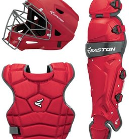 Easton Easton Girls Prowess QwikFit Fastpitch Catcher Set ( Ages 9-12)