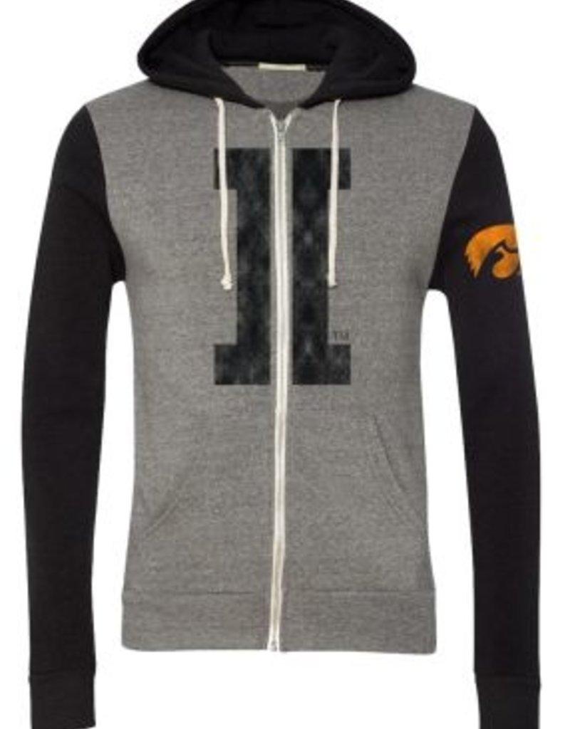 Rah-Rah Clothing Vintage I Eco Fleece Full Zip Hoodie