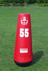 "Fisher Athletic Fisher Varsity Pop Up Dummy 60"" Tall"
