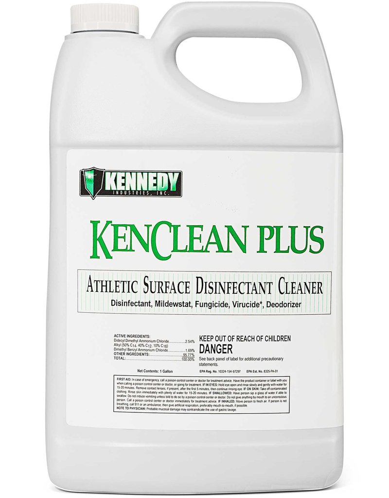 KenClean Plus Athletic Surface Disinfectant Cleaner (1 Gallon)