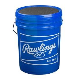 "Rawlings Temples/Rawlings Softball Bucket 18 12"" Balls"