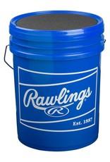 Rawlings Rawlings / Temples  Baseball Bucket w/Cushion Seat (Holds 4dz)