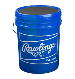Rawlings Rawlings / Temples  Baseball Bucket w/Cushion Seat (Holds 4dz)