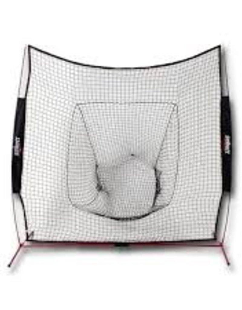 Schutt Schutt Flex Net Portable 7' X 7 Soft Toss Net W/ Carry Bag