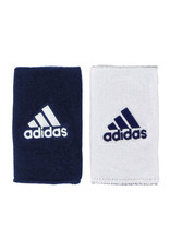 "Adidas Adidas 5"" Interval Large Reversible Wristband"