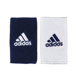 "Adidas Adidas 5"" Interval Large Reversible Wristband"