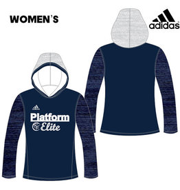 Adidas Platform Elite Adidas Custom Women's Lightweight Loose Fit Training Hood