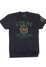 Rah-Rah Clothing Kiss Me I'm Iowish Short Sleeve Tee