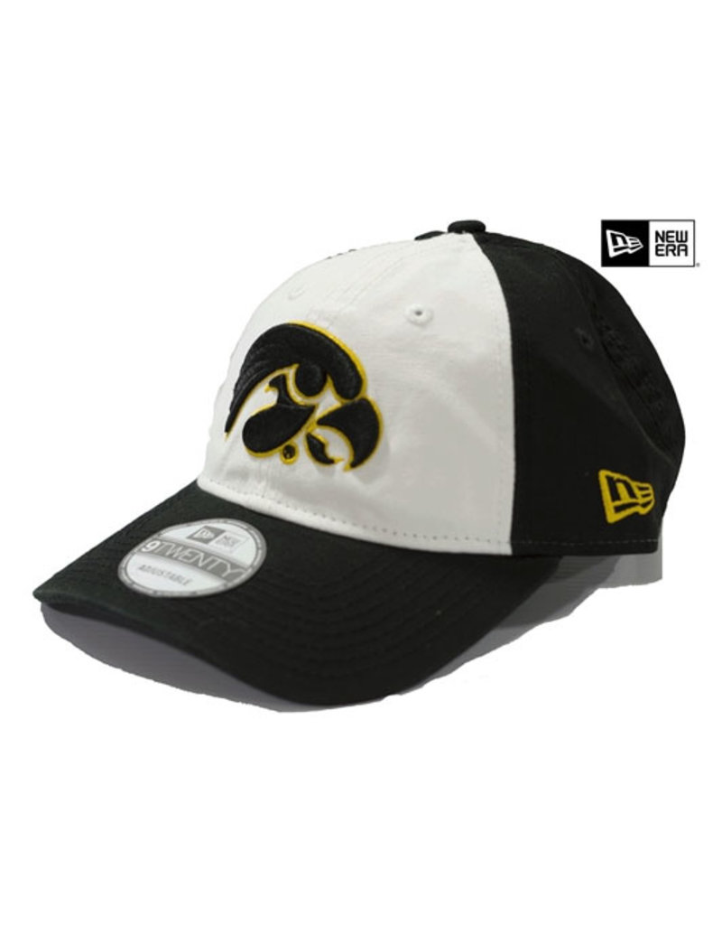 New Era New Era Game Perf 39THIRTY Caps Iowa Hawkeyes