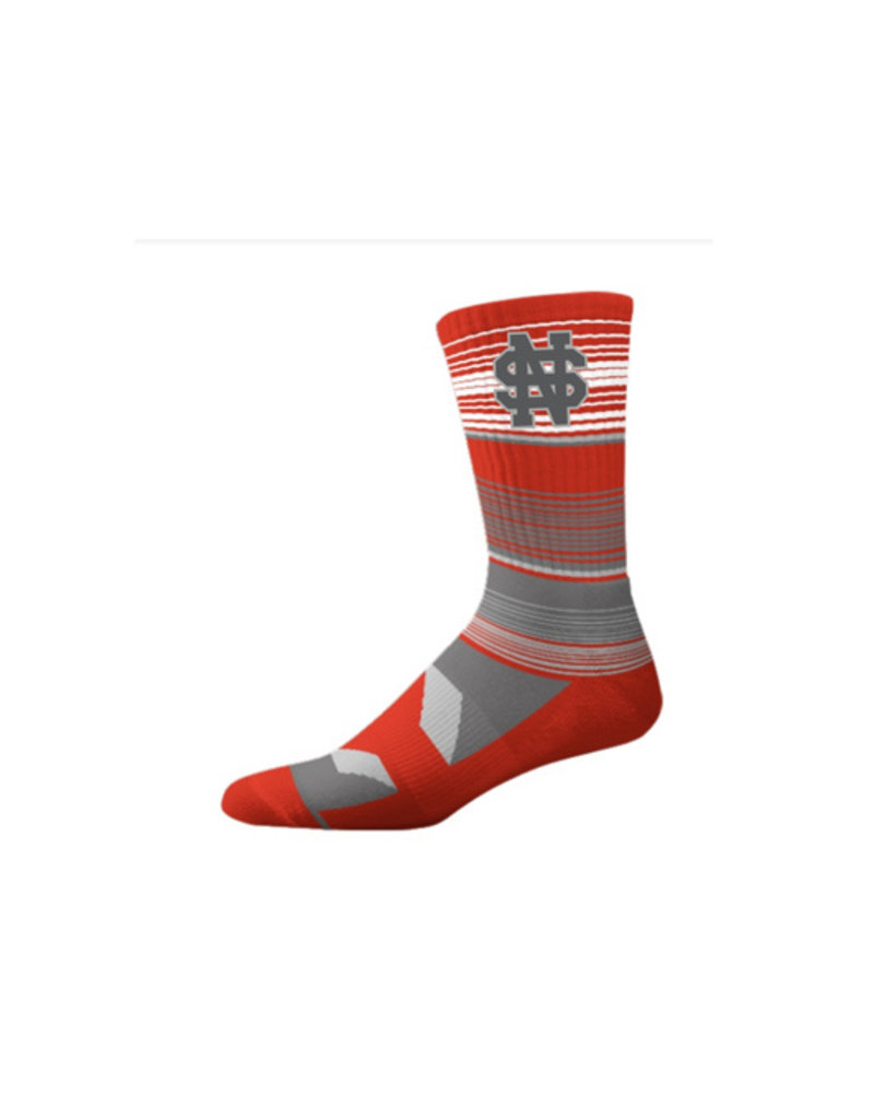 North Scott Custom Socks