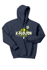 PV X-Plosion Basic Hooded Sweatshirt-Navy