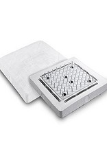 "Champro 15"" X 15"" X 3""THE SPYDER BASE - WHITE - SET OF 3"