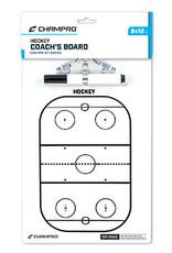 "Champro 9""x12"" Hockey Coach's Board"