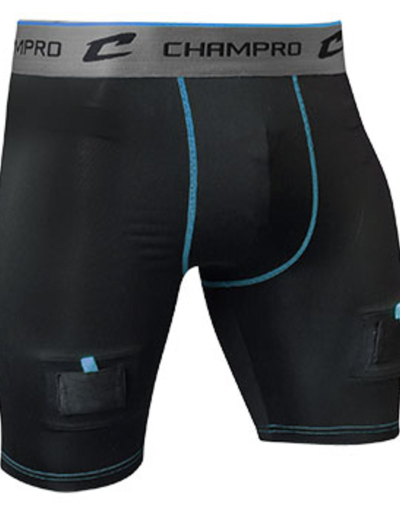 Champro CREASE COMPRESSION JOCK SHORT