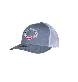 EvoShield Evoshield USA Snap Back Trucker Hat