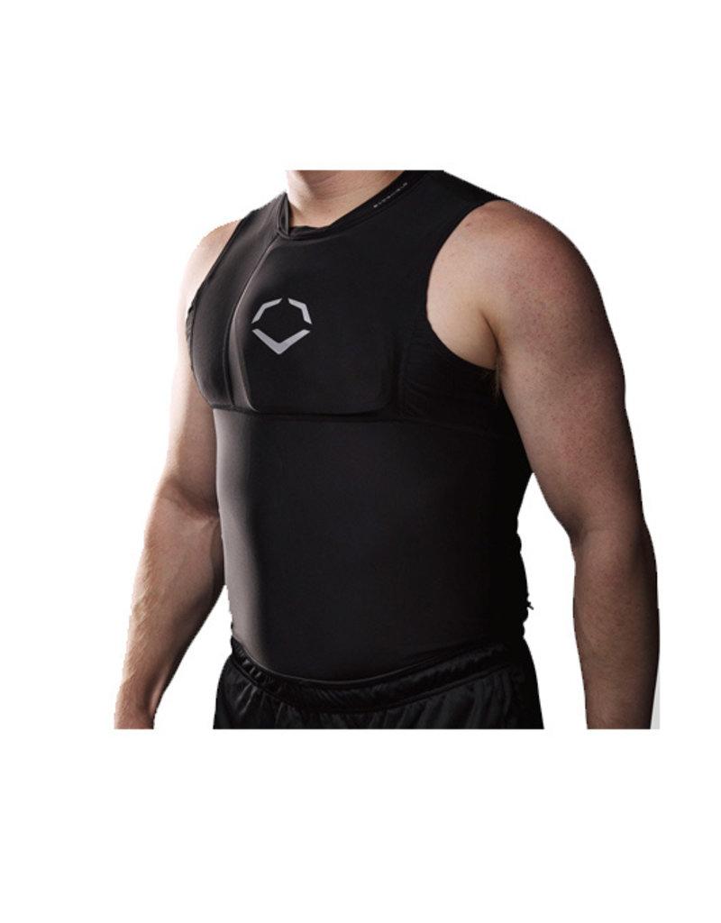 EvoShield Evoshield NOCSAE Commotio Cordis Protective Chest Guard Shirt