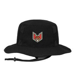 QC Heat Active Sport Boonie Hat-Black