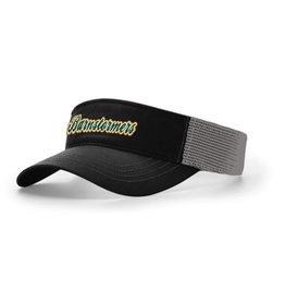 Barnstormers Richardson Trucker Visor-Black/Charcoal