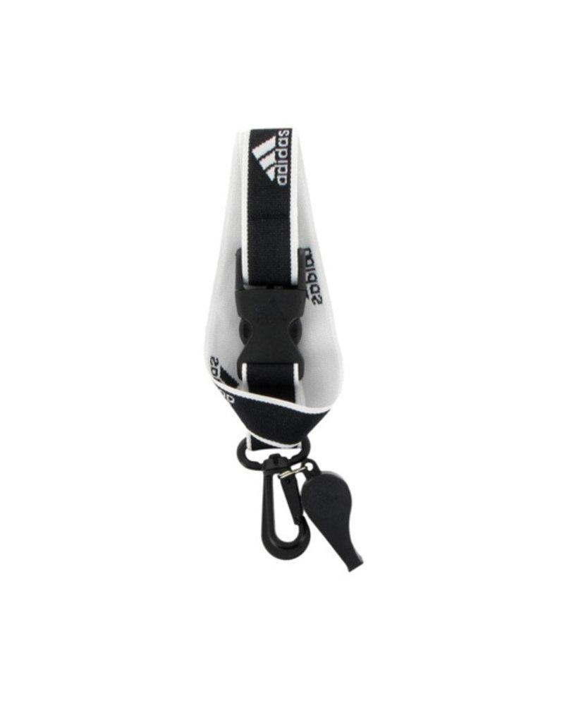 Adidas Adidas Coach's Whistle and Lanyard