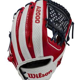"""Wilson Wilson A2000 2021 Kelsey Stewart 12"""" Fastpitch softball glove"""