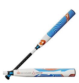 "DeMarini DeMarini 2021 CF Zen Fast Pitch softball bat (-11) 31""X20oz"