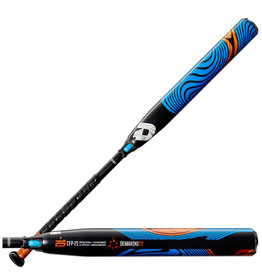 "DeMarini DeMarini 2021 CF Zen Fast Pitch softball bat (-10) 33""X23oz"