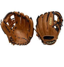 "Wilson Wilson A900 11.5""  baseball glove  British Tan--  Right hand throw"