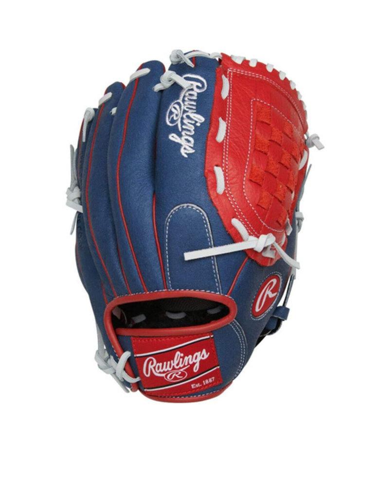 """Rawlings Rawlings Prodigy USA Edition 11.5"""" Youth Baseball Glove"""