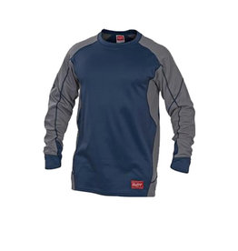 Rawlings Rawlings Long Sleeve Dugout Fleece Pullover