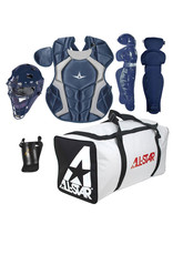 All Star Sporting Goods All Star Player's Series 9-12 Years Old Catcher's Set