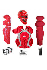 All Star Sporting Goods All Star Player's Series 12-16 Years Old Catcher's Set-NOCSAE Certified