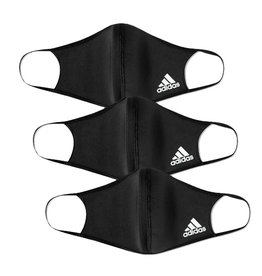 Adidas Adidas Face Mask/ Face Covering 3 Pack