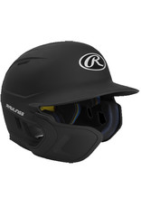 Rawlings Rawlings Mach One-Tone Matte Helmet with Ext Flap